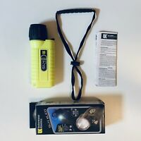 Underwater Kinetics SL4 eLED (L2) Dive Light, Safety Yellow