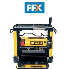 DeWalt DEW733 240V Portable Thicknesser - 1800W