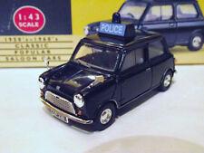 Austin Plastic Diecast Police Vehicles