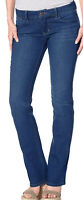 Worn Brand Women's Jenny Boot Cut Low Rise Stretch Jeans Blue, NEW, Size 0/ 25