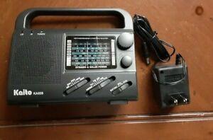 Kaito KA009 Dynamo & Solar Radio