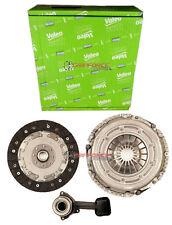 VALEO CLUTCH KIT+SLAVE fits 2004-09 FORD FOCUS 2.0L 2.3L S SE SES ZX3 ZX4 ZX5