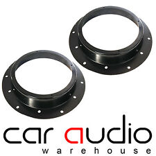 "Volkswagen Transporter T5 Pre 2008 Front Door Speaker Ring Adaptors 6.5"" 17cm"