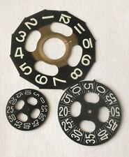 Black Dials for Lip Baschmakoff Digital Watch R874 part