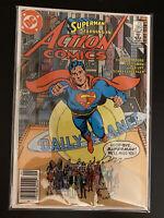 Action Comics #583 DC 1986