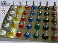 35Pcs  Drill Kit with Stopper Dental Implant  Drill Kit Instrument6