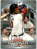 2020 Topps National Baseball Card Day #3 Ronald Acuna Jr. NM-MT Atlanta Braves