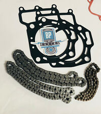 Brute Force 750 KVF750 After Market OEM Rep Cam Timing Chains Head Gaskets Chain