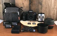 Sony Alpha 7 Iii Mirrorless Digital Camera Accessories Bundle 2280 Shutter Count