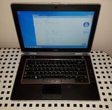 DELL LATITUDE E6420 CORE i7 2620M @2.7GHZ 320GB HDD 8GB RAM WIN7 NVIDIA 512MB