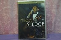 DVD PERCY SLEDGE NEUF SOUS BLISTER