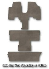 Lloyd ULTIMAT 3pc Carpet Floor Mat Set for Vans - 3 Rows - Choice of Color