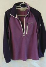 ladies - size 12  Craghopper half zip fleece