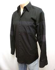 Strukturierte klassische Slim Fit-Herrenhemden mit Kentkragen