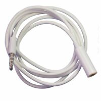 3.5mm 1M Male to Female Jack Stereo Audio Extension Cable for Headphone Adapter
