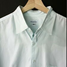 Steven Alan Mens Button Shirt Size XL Long Sleeve Cotton