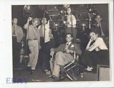 Frank Capra You Can't Take It With You VINTAGE Photo candid on set