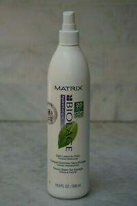 16.9 oz. Matrix Biolage Daily Leave-In Tonic. 500ml. NEW. FREE SHIPPING.