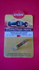 Vintage Cox Slot Car Sidewinder Motor Clip TTX-250 #4409 ~ 36D ~ One Each