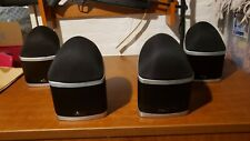 Mirage OMNISAT V2 Speakers 2 Speakers Black And Silver