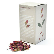 3 x 50g LOVE TEA Organic White Rose and Goji ( total 150g )