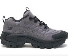 CAT CATERPILLAR - Unisex Intruder Smoked Pearl Grey Shoes M 5 W 7 7.5 EU 38 NIB