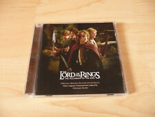 CD Soundtrack The Lord of The Rings - The Fellowship of the Ring - 2001 - Enya