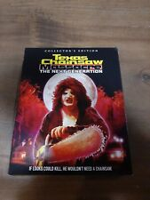 Texas Chainsaw Massacre the Next Generation Scream Factory Slipcover Only