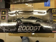1/20 Japan Radio control RC car Toyota 2000 GT Grey NIHON AUTOTOY Tamiya Kyosho