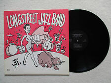 "LP 33T LONGSTREET JAZZ BAND ""Ain't she sweet !!!"" OUTSIDE RECORDS ME 3 SUISSE §"