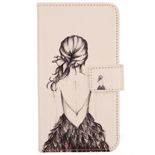 Phone Case Flip Leather Case Protection Sleeve Pouch Cover Wallet Pouch for TP-LINK/Pieces