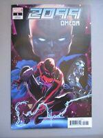 2099 Omega #1 Marvel Variant Edition - NM Spiderman Punisher