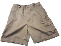 Haband Cargo Shorts Men's Size 32 Brown