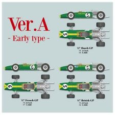 1/12 Kit Lotus 49 1967 early version. model factory hiro k689