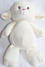 KELLYTOY WHITE CREAM LAMB SHEEP COMFORTER SOFT TOY NEXT DAY POST