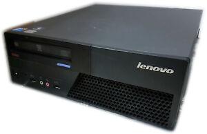 Lenovo Thinkcentre M58 7360 Desktop PC 2.93GHz CORE 2 Duo, 4GB, 250GB, WIN 7 Pro