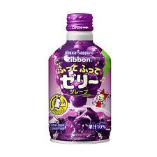 Pokka, Futte Futte Jelly, Grape Juice Drink with Jelly, Japan, 275g, MV