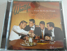 Westlife - Allow us to be frank ( CD Album 2004 ) Used Very Good
