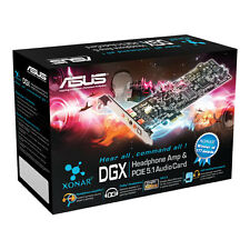 Asus Xonar_DGX 5.1 Channels 24-bit 96KHz PCI Express x1 SOUND CARD Retail Box