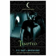 House of Night Novels: Tempted 6 by P. C. Cast and Kristin Cast (2013, Paperbac…