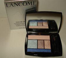 Lancome Color Design Eye Brightening 5 Shadow & Liner Palette 402 Sky Demure NIB