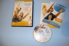 Stott Pilates - The Secret To Toned Arms Buns And Thighs  (DVD, 2005)