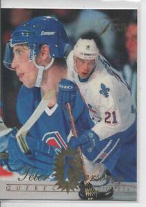 1994-95 FLAIR PETER FORSBERG