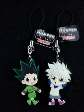 Hunter x Hunter Phantom Rouge Rubber Strap set Key Chain Gon & Killua