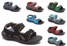 New Men's Sandals Adjust Strap Open Toe Casual Sport Beach Walking Hiking Shoes