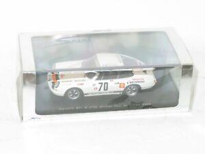 1/43 Porsche 911 R  Winner Tour De Corse 1969 # 70 G.Larrousse