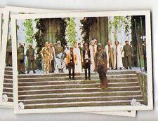 "STAR WARS ""EL RETORNO DEL JEDI"" SPANISH TRADING CARD BY PACOSA DOS - NUMBER 12"
