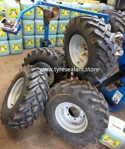 1 x Thwaites 3T dumper compatible wheel and tyre
