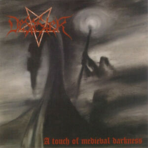 Desaster - A Touch of Medieval Darkness (Ger), CD