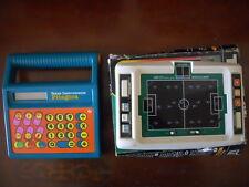 2 Giochi elettronici anni 80 Texas Instruments Pitagora + Tomy World CUP [OGL]